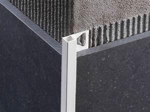 Angle Carrelage Sans Baguette : profils pour rev tements en carrelage multifonctions squarejolly sj by profilitec ~ Farleysfitness.com Idées de Décoration