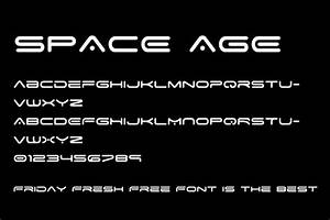 NASA Space Font (page 2) - Pics about space