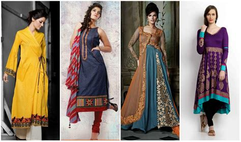 online shopping new year kurtis 2016 23 types of kurtis you can in your wardrobe page 2