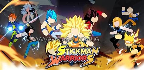 Download Stickman Warriors Mod Apk - Super Dragon Shadow ...