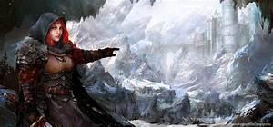 Winter Warrior by Allnamesinuse on DeviantArt
