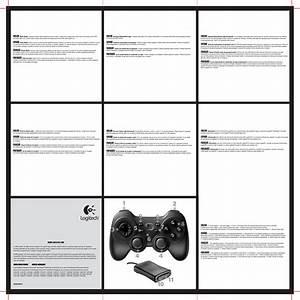 Logitech Grc Logitech Cordless Rumblepad 2 User Manual
