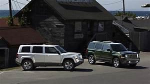 Anteprima  Jeep Patriot 2011