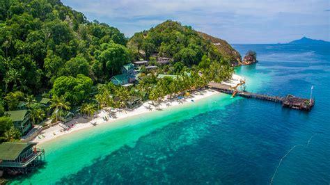 rawa coral island  mersing district johor malaysia