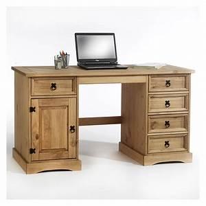 Schreibtisch Kiefer Massiv : schreibtisch mexico m bel kiefer massiv caro m bel ~ Orissabook.com Haus und Dekorationen