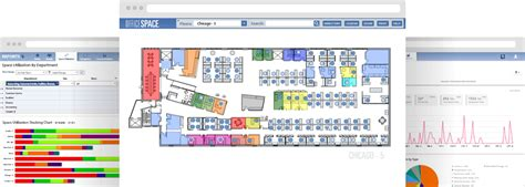 Office Space Utilization Software by Officespace Software The Smarter Facility Management Software