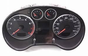 Gauge Cluster Speedometer 06-08 Audi A3