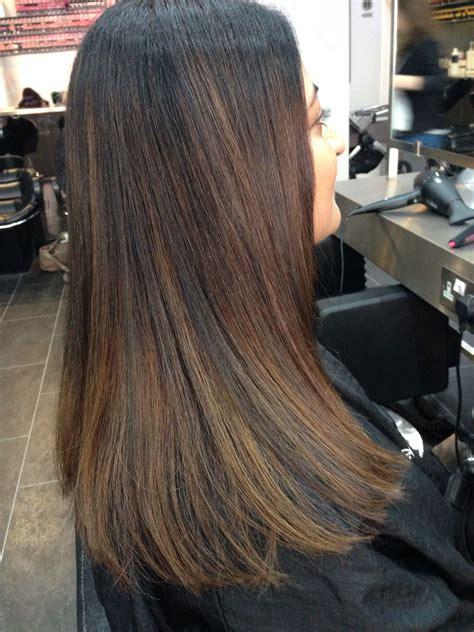 natural balayage  indian hair balayage indian hair