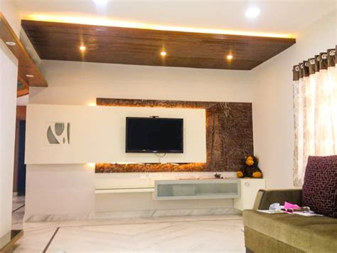 the tv unit shaastra modern living room homify