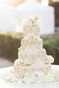 white wedding cakes gold wedding gorgeous white wedding cake and flowers 2061587 weddbook
