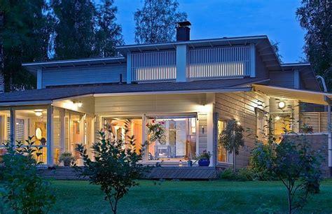 finnish log homes grand designs  expert