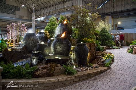 Aquascape Chicago by Chicago Flower And Garden Show Aquascape Construction