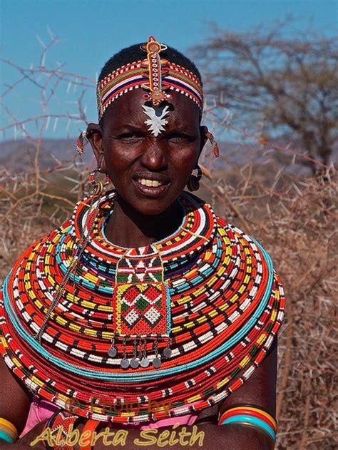 alberta seith photography people  africa samburu