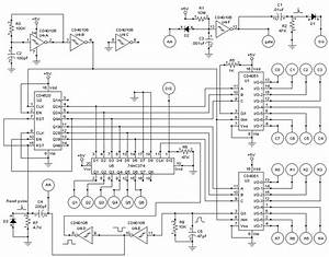 Matrix Scanning 1v  Octave Keyboard Page 1 Pdf