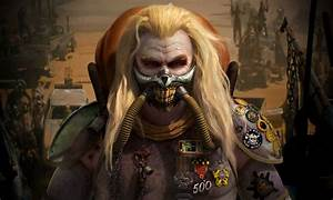 Mad Max Immortan Joe