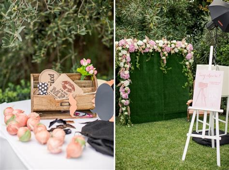 diy photo backdrops and props wedding decorating diy