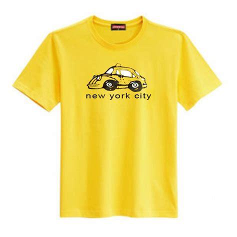 T Shirt Kaos New York new york city taxi t shirt