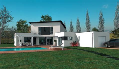 plan maison 150m2 4 chambres maison contemporaine à étage 180 m 4 chambres