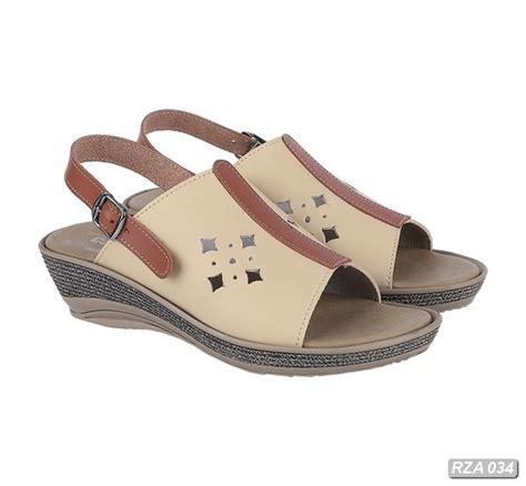 jual sandal casual wanita rza 034 murah lipatan