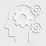 Mind Icon Think Process Transparent Symbol Emblem