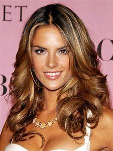 New Hairstyle 2014 Medium Golden Brown Hair Color Ideas