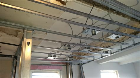 replace drop ceiling install can lights in drop ceiling decoratingspecial 1866