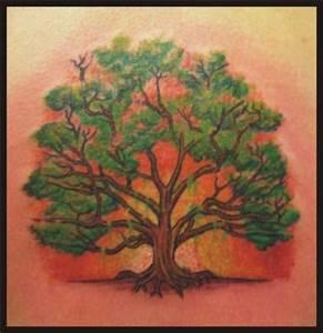 tree tattoo by zombiebe10u on DeviantArt