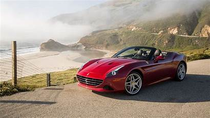 Ferrari 4k California Wallpapers