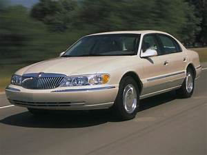 2002 Lincoln Continental Reviews  Specs And Prices