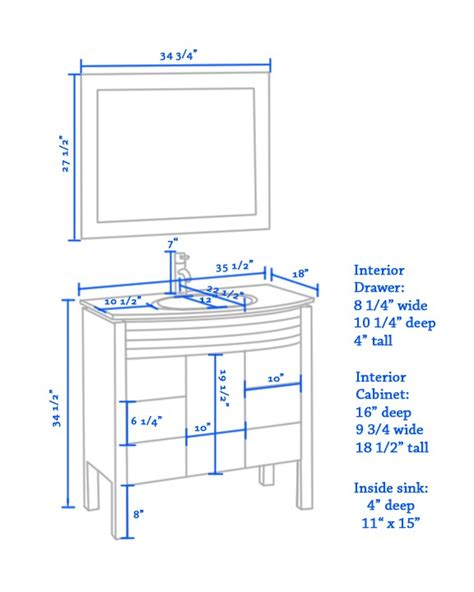 How Bathroom Fans Work by Cambridge Plumbing 8130 Solid Wood Modern Espresso