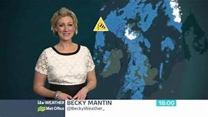 Wind And Rain Clearing Eastwards Tonight ITV News
