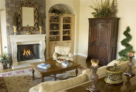 French Country Kitchen Decorating Ideas - country living room decorating ideas homeideasblog com