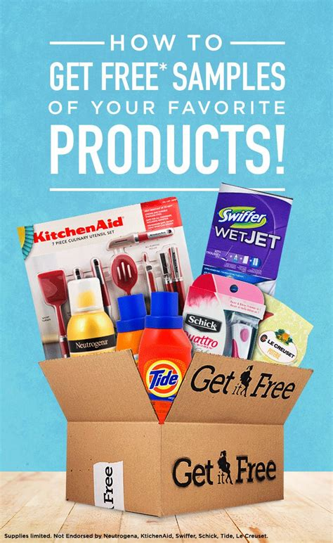 freebies and coupons by mail