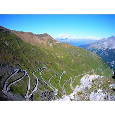 Stelvio Pass Italy10 World's Most Dangerous Roads!