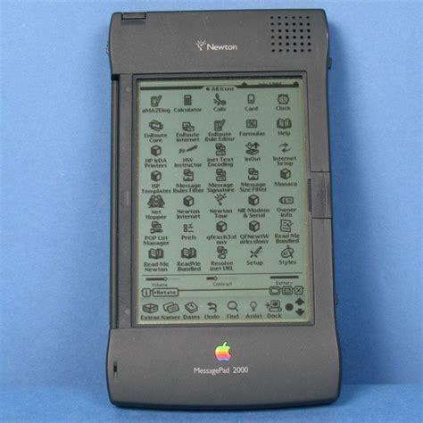 apple newton messagepad  mp  box keyboard