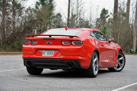 Performance Delivery System 2019 Chevrolet Camaro Ss Review