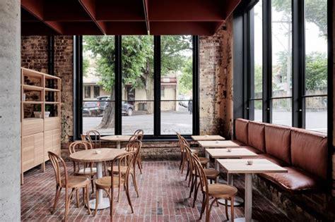 brickwork dominates  bentwood cafe  melbourne