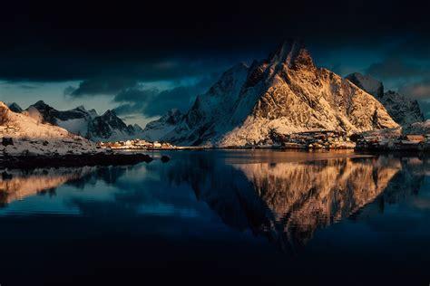 1800x1200 Px, Lofoten, Mountains, Norway