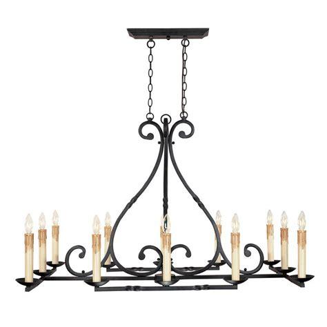 world imports lighting world imports rennes 12 light rust chandelier wi6181942
