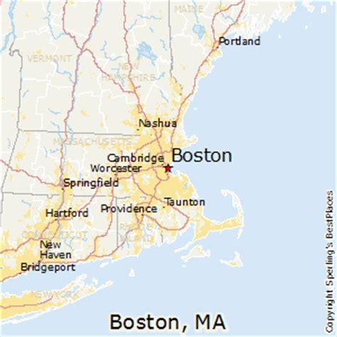 places    boston massachusetts