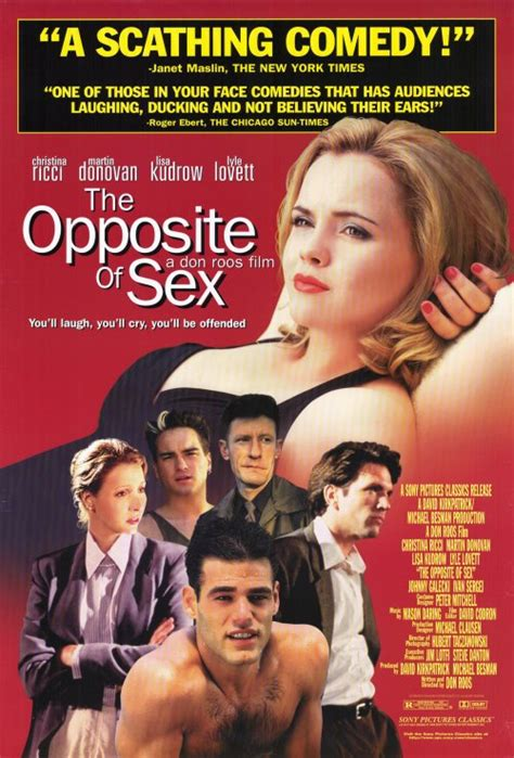 The Opposite Of Sex Movie Posters From Movie Poster Shop