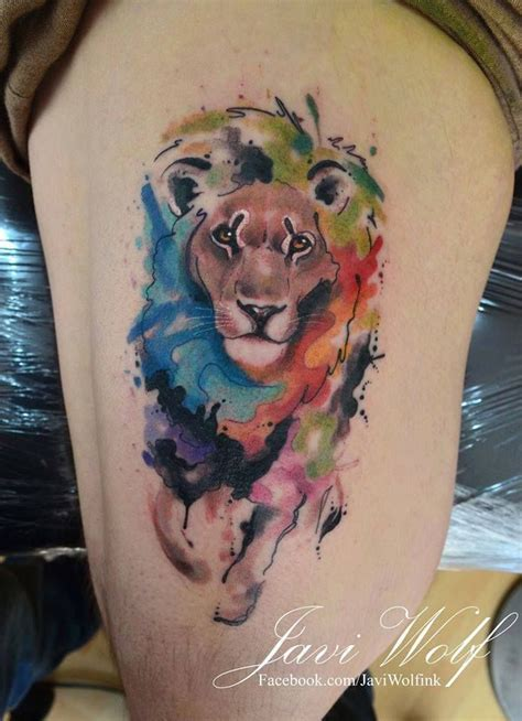 javi wolf  mexican tatto artist amazing art