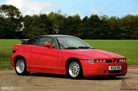 Alfa Romeo Sz  Car Classics