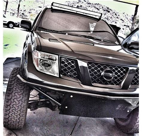 nissan frontier light bar customer pictures all 4 off road