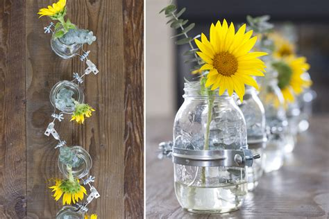 Diy Clamped Mason Jar Vase Centerpiece Diy Hanging Lamp Projects Vinyl Figure Bead Jewelry Water Well Drilling Rig Plans Hair Mask Thanksgiving Invitations Shelf Kayak Paddle Holder