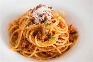 Easy Spaghetti and Meat Sauce Recipe Quick Bolognese