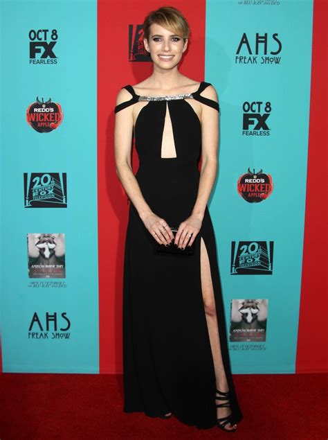 Emma Roberts Picture 228 - Premiere Screening of FX's ...