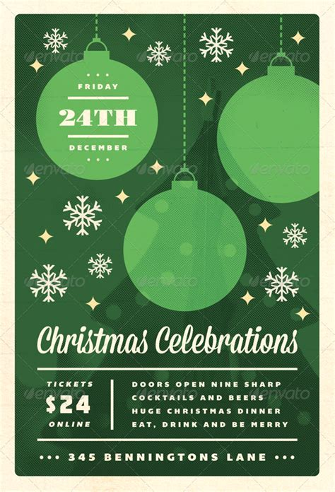 Best Christmas Flyer Template Ideas And Images On Bing Find What