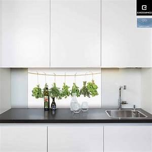 Küchenrückwand Glas Foto : k chenr ckwand aus glas von eurographics k che pinterest ~ Michelbontemps.com Haus und Dekorationen
