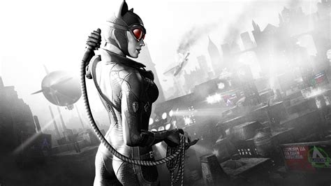 Arkham City, Catwoman Wallpapers Hd / Desktop And
